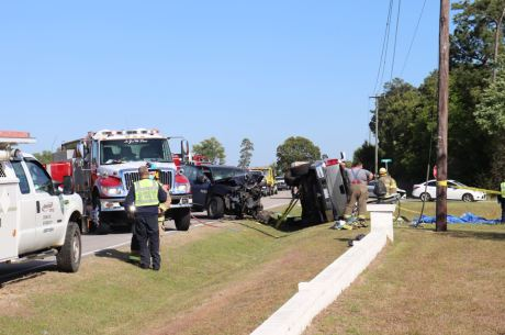 Accident - Dragstrip Road 05-12-20-1TH