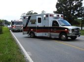 Accident - Utility Truck, US70 E, 06-19-20-8ML