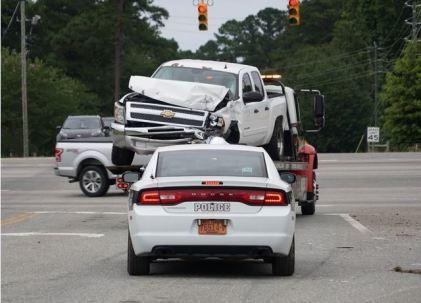 Accident - Wilsons Mills Road, US70 06-12-20-2JP