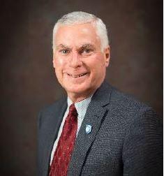 JCC President Dr. David Johnson