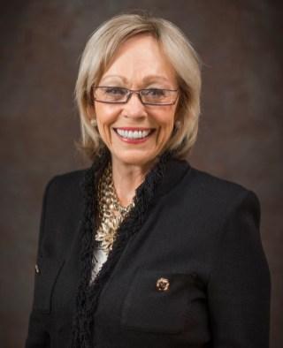 JCC Board of Trustees Chair Lyn Austin