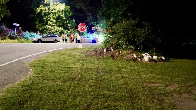 Accident - Buffalo Road, Archer Lodge 07-31-20-2JP