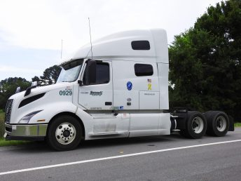 Fire - Tractor Trailer I-95, Keen Road, 07-13-20-8ML