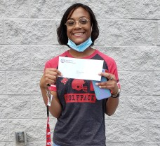 Sloane Byrd will be attending North Carolina State University.