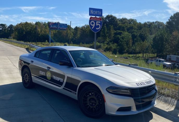 SHP Highway Patrol I-95 Drive to save lives