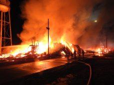 Fire - Princeton 11-18-20-4M