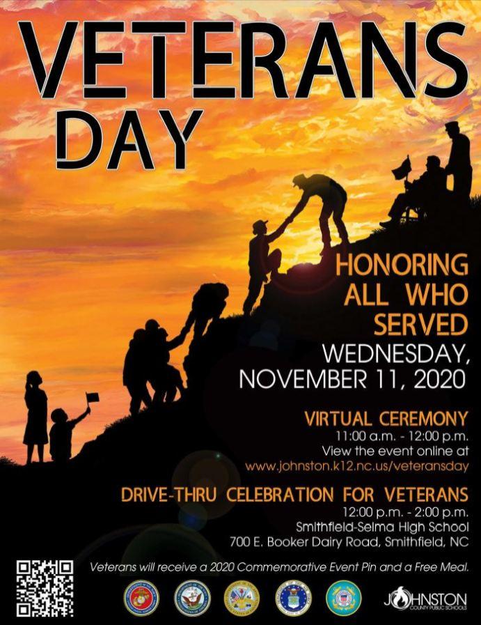 JCS - Veterans Day 2020