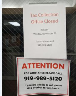 Johnston County Tax Office-2