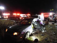 Accident - Glen Laurel Road, Vinson Road 12-12-20-7M