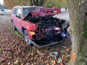 Accident - Swift Creek Road, 12-09-20-1C