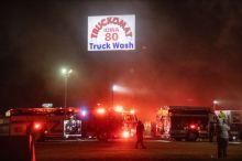 Fire - Kenly Truckomat Truck Wash 12-02-20-1EF