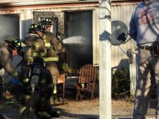 Fire - Mobile Home, NC 96 South, 12-28-20-3M