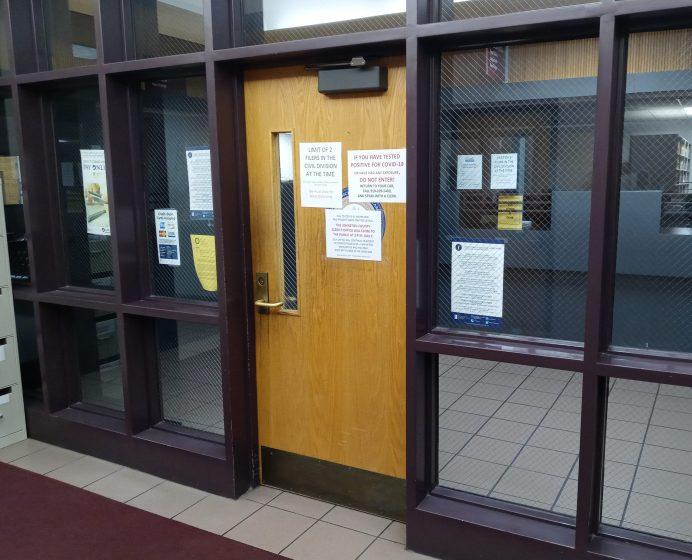 Johnston County Clerk of Court 01-11-21M