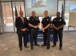 Clayton Police New Officers 05-06-21-1C