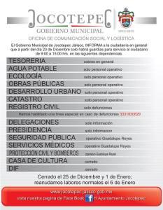 OFICINA DE COMUNICACION SOCIAL JOCOTEPEC