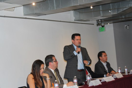 Gobernador de Jalisco presentado plan de trabajo.