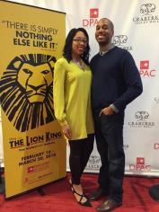Lion King on Broadway!! #amazing