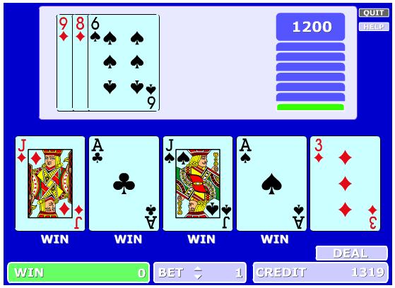 Poker Ca La Aparate Pacanele  Jocuri  Jocuri Online