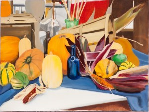 Still Life, Oil on Canvas, David Clifford