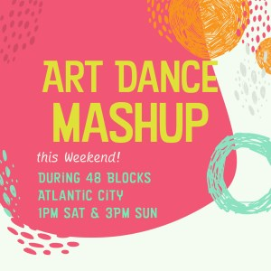 48 Blocks Art Dance Mashup Project ad