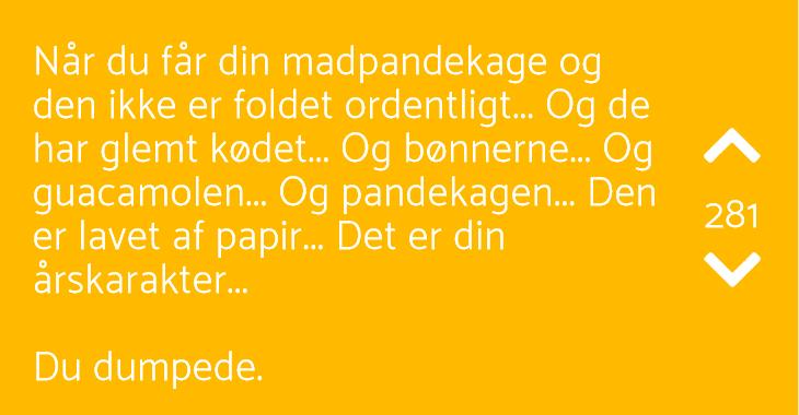 Sjov jodel