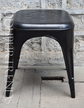 Small Stool in Tolix Design | Commercial Furniture India
