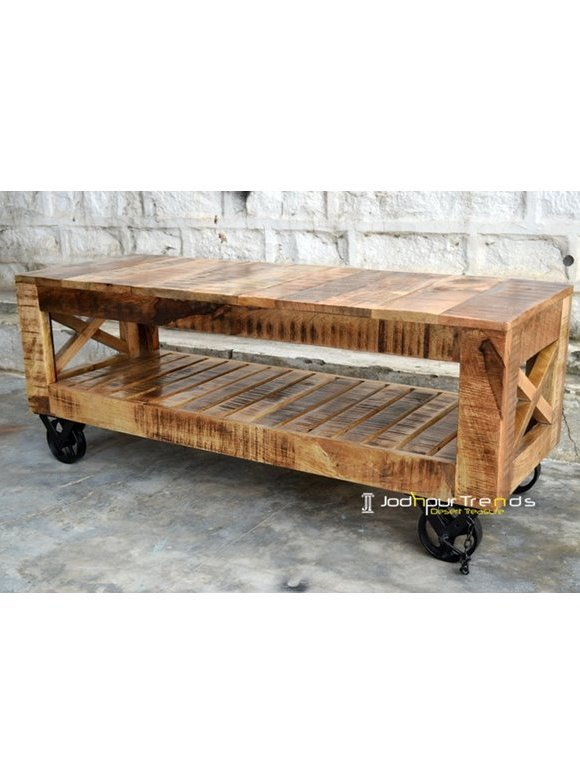Long Coffee Table | Commercial Coffee Bar Furniture