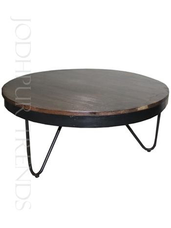 Handcrafted Coffee Table | Coffee Shop Furniture and Décor