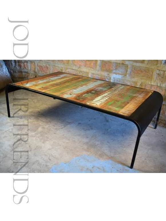 Reclaimed Coffee Table | Industrial Designed Furniture