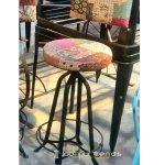 Tall Bar Chair | Industrial Bar Furniture