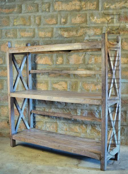 Vintage Bookcase | Recycled Furniture Company