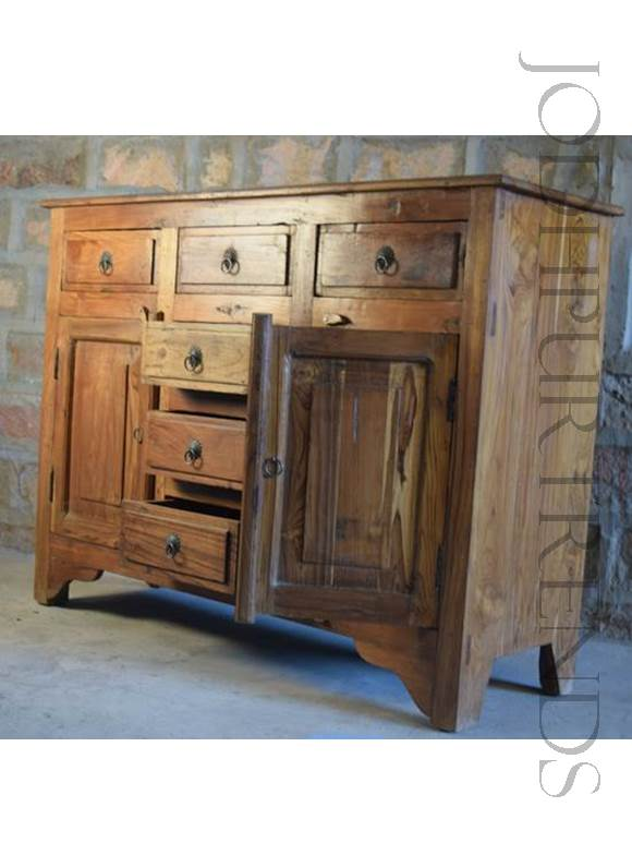 Teak Sideboard | Indian Furniture Antique