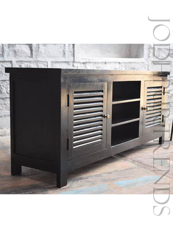 Solidwood Entertainment Unit | Furnitures Manufacturers