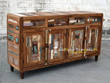 reclaimed furniture indian design