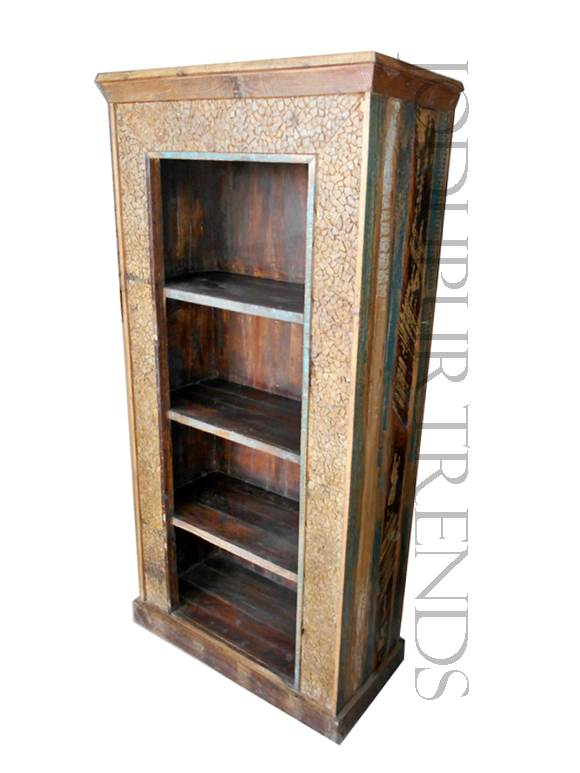 Vintage Cube Bookcase | Furniture Indian