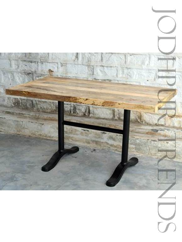 Vintage Industrial Table | Restaurant Furniture Tables