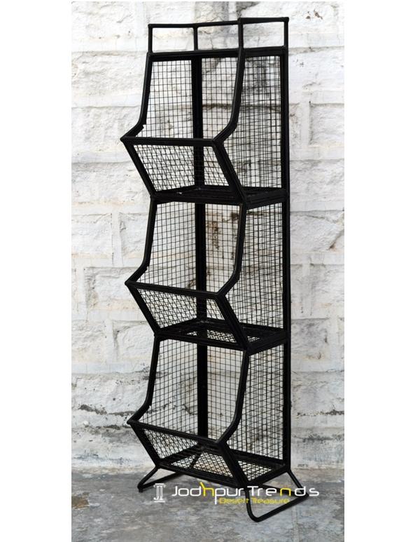 Etagere Bookcase | Jodhpur Furniture Fair