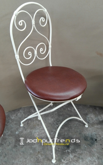Leather Handcrafted Chair | Restaurant Supply Chairs