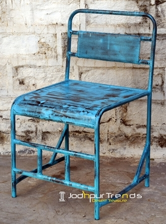 Shabby Chic Banquet Chair | Wooden Cafe Chairs