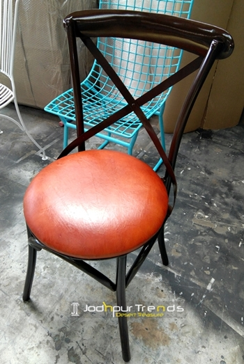 Crossback Commercial Chair in Leather | Commercial Chairs for Sale