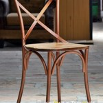 Crossback Dining Chair | Cafeteria Furniture