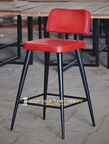 leather bar chair, bar pub chairs design