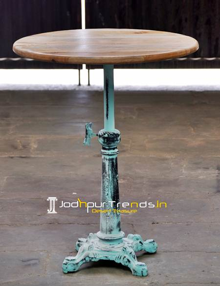 Banquet Table, Bistro Table, Cast Iron Table,  Wholesale Cafe Furniture