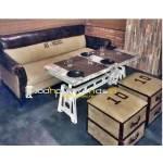 Bar Lounge Sofa Set Banquet Furniture Design