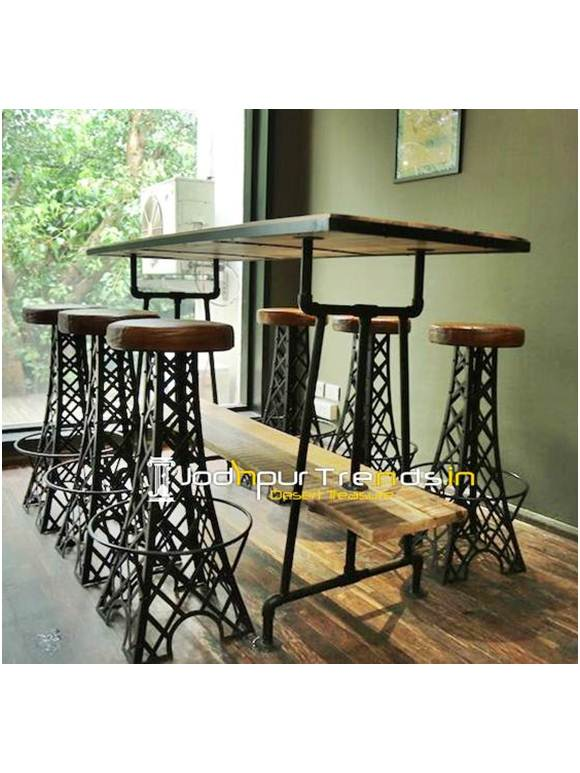 Long Bar Table Commercial Bar Table Set Commercial Lounge Furniture