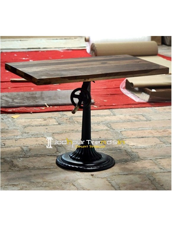 Casting Adjustable Table Cast Iron Furniture Feet Legs