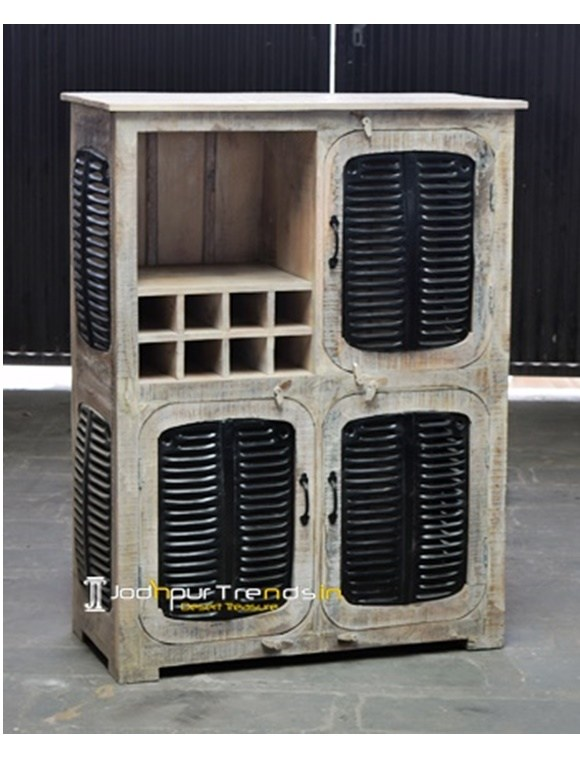 Distress Bar Cabinet Buy Hotel Furniture Online
