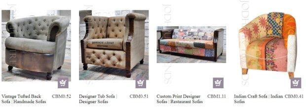 Wholesale-Restaurant-Furniture-In-India-Restaurant-sofa-1