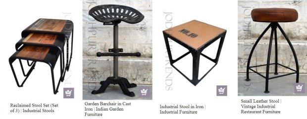 Wholesale-restaurant-furniture-india-Restaurant-Benches-Stools-1