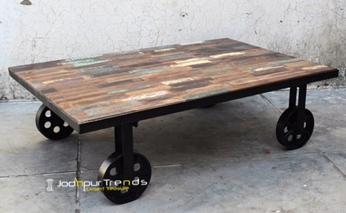 Reclaimed Wood Handcrafted Hospitality Furniture